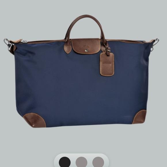 fd90f880ffb9 Longchamp Handbags - Longchamp Boxford Travel Bag XL